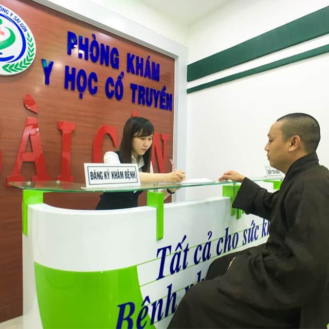 Khám Chữa Bệnh Bằng Đông Y UY Tín Ở Sài Gòn