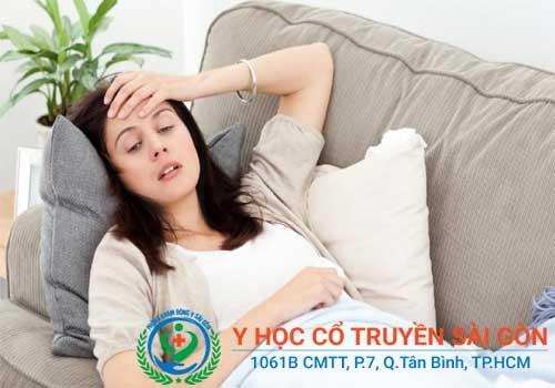 Suy nhược cơ thể thường gặp ở phụ nữ có thai