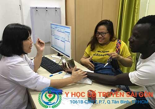 Bác sĩ chữa viêm da dị ứng giỏi ở TPHCM