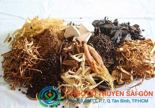 Bài thuốc nam chữa bệnh bướu cổ tại YHCT Sài Gòn
