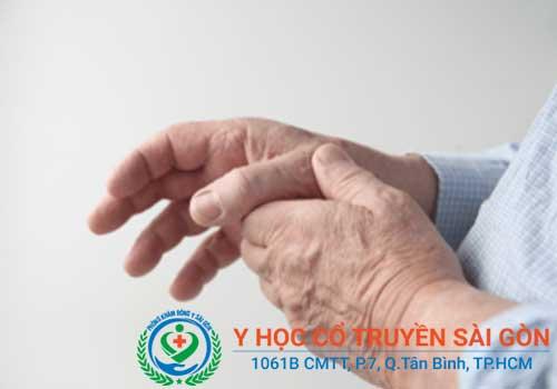 Bài thuốc nam chữa bệnh chân tay run trong dân gian