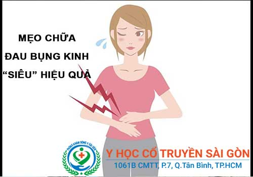 Bài thuốc nam chữa bệnh đau bụng kinh hiệu quả trong dân gian