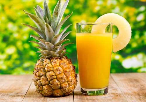 Nước ép dứa là thức uống rất tốt cho người bị bệnh gút (gout)
