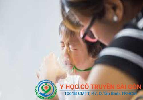 Chú ý những triệu chứng của bệnh hen suyễn để kịp thời đưa trẻ đi khám