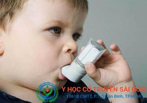 Bệnh hen suyễn có di truyền không?