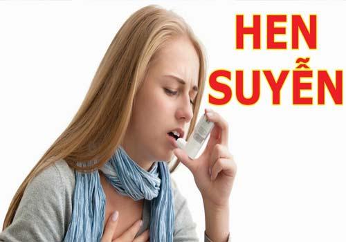 Bệnh hen suyễn là gì? Triệu chứng nhận biết