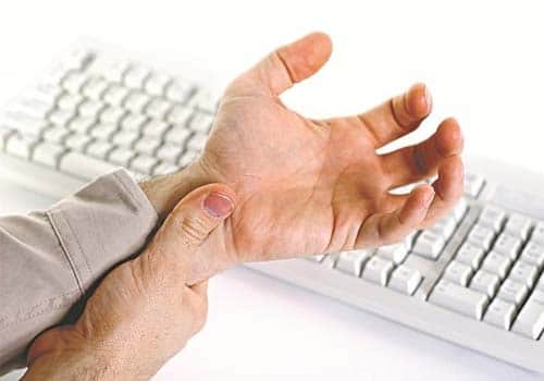 Bài tập hỗ trợ chữa hội chứng ống cổ tay