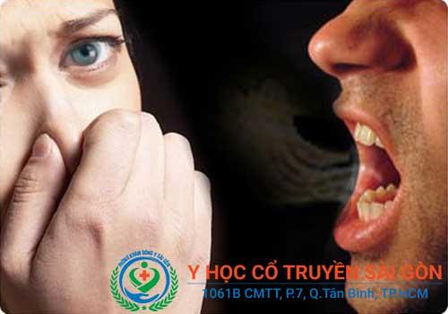 Bệnh hôi miệng là gì? Dấu hiệu biểu hiện và cách điều trị