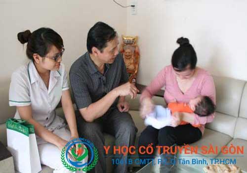 Phòng khám Y học Cổ truyền Sài Gòn đã điều trị thành công cho nhiều cặp gia đình bị vô sinh - hiếm muộn