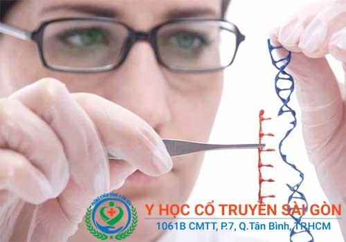 Vô sinh có thể do di truyền ở những trường hợp bị đột biến Gen