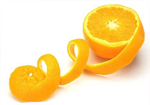 Chữa viêm họng khàn tiếng bằng vỏ cam, chanh, bưởi