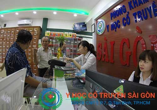 Phòng khám Y học Cổ truyền Sài Gòn - địa chỉ chữa bệnh sùi mào gà bằng thuốc Đông y uy tín tại TPHCM