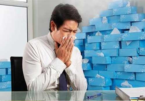viêm mũi dị ứng gây bất tiện trong cuộc sống, công việc