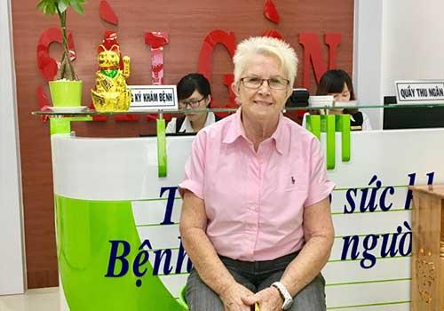 Cảm nghĩ của bệnh nhân sau khi chữa chân tay lạnh thành công tại YHCT Sài Gòn