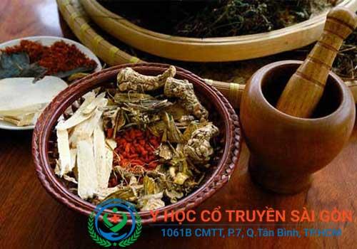 Bài thuốc Đông y chữa bệnh viêm nang lông tại Phòng khám Y học Cổ truyền Sài Gòn