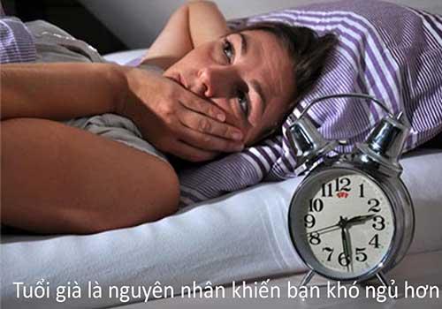 Chữa bệnh khó ngủ vào ban đêm do tuổi tác bằng thào dược có được không?