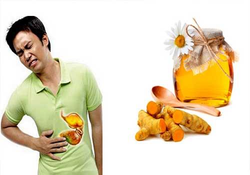 Chữa đau dạ dày bằng nghệ, chuối hột, mật ong, lá ổi, dừa có nên không?