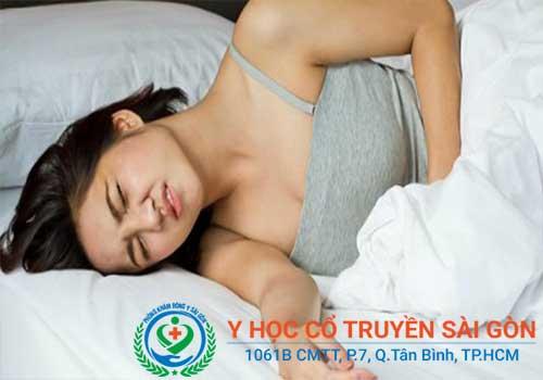 Đau bụng kinh được chia thành hai nhóm Sinh lý và Bệnh Lý