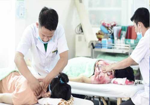 Điều trị đau đầu ù tai mất ngủ 1 tuần bằng vật lý trị liệu tại Phòng khám Y học Cổ truyền Sài Gòn