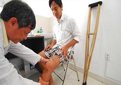 Đau khớp gối khám và chữa tại Phòng khám Y học Cổ truyền Sài Gòn là tốt nhất
