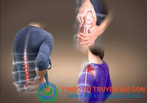 Đau nhức xương khớp toàn thân là bệnh gì?