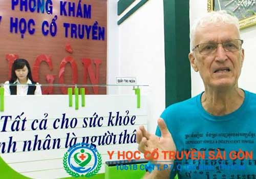 Phòng khám Y học Cổ truyền Sài Gòn - địa chỉ chữa bệnh khô khớp tốt được nhiều người tin tưởng