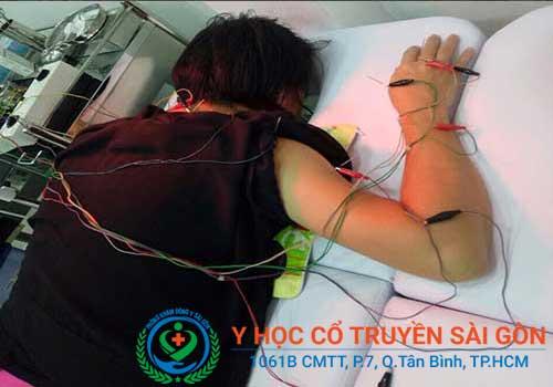 Phòng khám Y học Cổ truyền Sài Gòn - Địa chỉ khám và chữa bệnh đau cơ bằng Đông y tốt ở TPHCM
