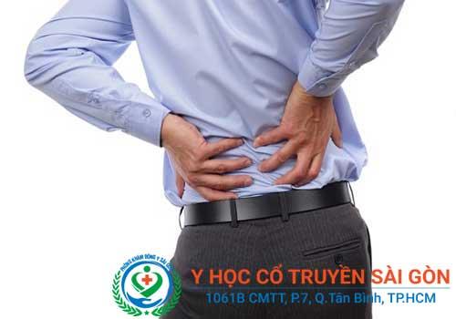 Địa chỉ khám và chữa bệnh đau lưng bằng Đông y ở đâu tốt TPHCM?