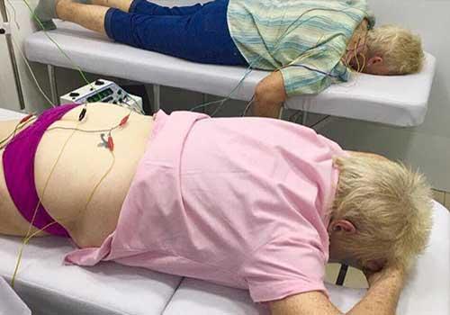 Chữa bệnh gai cột sống bằng vật lý trị liệu tại Phòng khám Y học Cổ truyển Sài Gòn