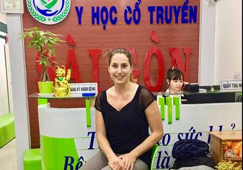Phòng khám YHCT Sài Gòn đã điều trị thành công cho rất nhiều chị em bị rối loạn kinh nguyệt
