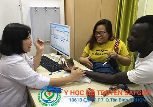 Khám chữa bệnh da liễu tại Phòng khám Y học Cổ truyền Sài Gòn
