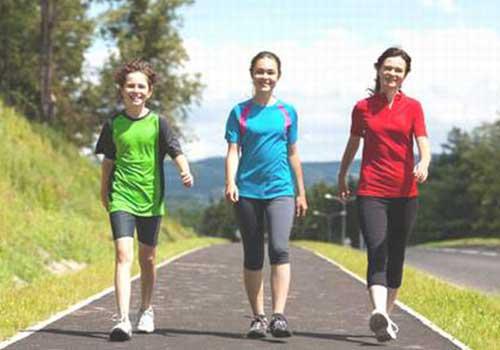 Điều trị chứng rối loạn tiền đình cấp bằng các bài tập đi bộ nhẹ