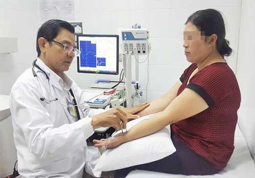 Phòng khám Y học Cổ truyền Sài Gòn là địa chỉ khám chữa bệnh tê tay chân tốt nhất TPHCM