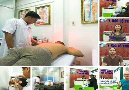 Phòng khám Y học Cổ truyền Sài Gòn - Địa chỉ chữa viêm dây thần kinh uy tín, chất lượng