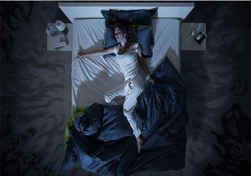 Mất ngủ đổ mồ hôi là bệnh gì?