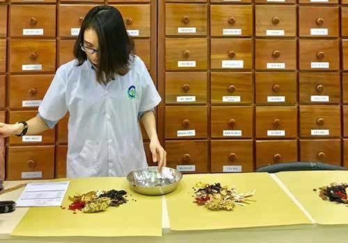 Một số bài thuốc chữa viêm Amidan hiệu quả tại Phòng khám Y học Cổ truyền Sài Gòn