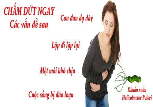 Mẹo và kinh nghiệm chữa đau dạ dày tại YHCT Sài Gòn