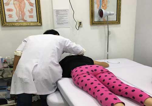 Phòng khám Y học Cổ truyền Sài Gòn chuyên chữa đau dây thần kinh liên sườn bằng Đông y hiệu quả