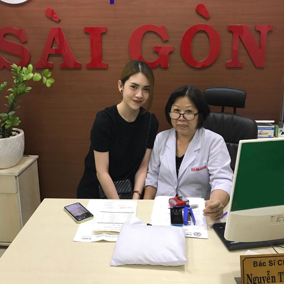 Bác sĩ Nguyễn