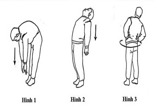 Có nhiều bài tập phục hồi chức năng đốt ngón tay, đau thắt lưng rất hiệu quả