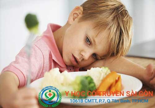 Rối loạn tiêu hóa gây mệt mỏi, chán ăn