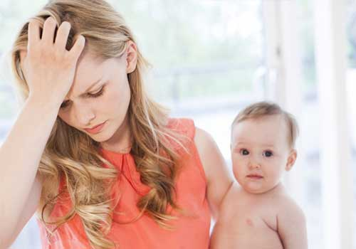 Suy giảm ham muốn sau khi sinh con