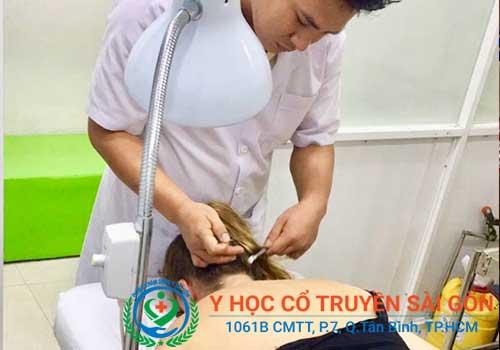 Phòng khám Y học Cổ truyền Sài Gòn chuyên chữa suy nhược cơ thể bằng Đông y hiệu quả