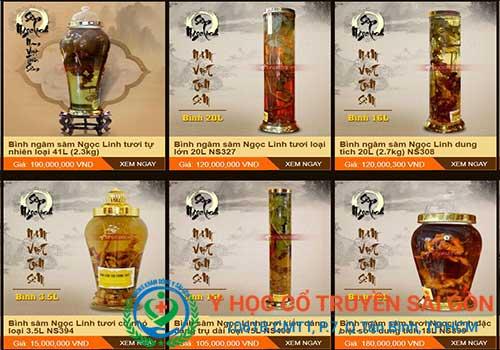 Khi mua sâm Ngọc Linh ngâm rượu cần kiểm tra để tránh hàng kém chất lượng