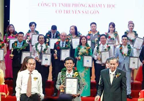 Phòng khám Y học Cổ truyền Sài Gòn tự hào là thương hiệu dẫn đầu trong thời đại mới
