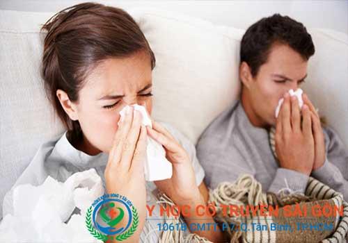 Viêm xoang, viêm mũi dị ứng, hen phế quản có thể chữa bằng cấy chỉ