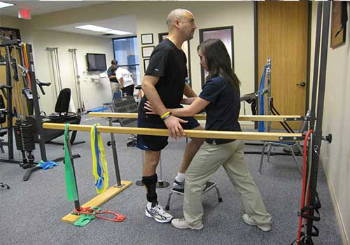 Mọi đối tượng đều có thể áp dụng vật lý phục hồi chức năng