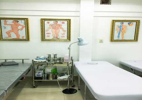 Phương pháp châm cứu chữa bệnh đau lưng ù tai 3