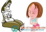 Địa chỉ khám và chữa đau bụng kinh bằng đông y ở đâu tốt TPHCM