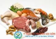 Bệnh tổ đỉa nên ăn gì và kiêng ăn gì?
